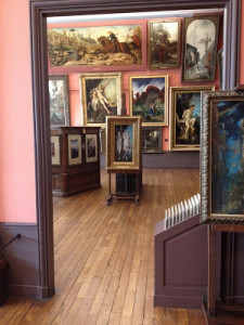 Gustave Moreau Home and Studio in Paris