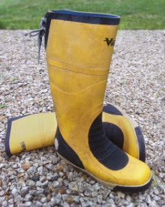 My Yellow Boots