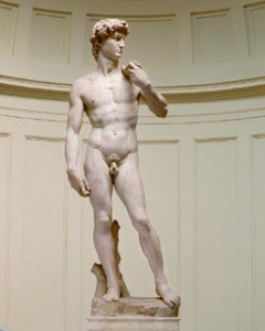 "Michelangelo's ""David-Apollo"" at the National Gallery of Art"