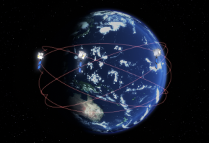 Formosat-7 Illustrations for Surrey Satellite Technology