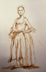 Watercolor Wash Drawing with Robert Liberace