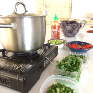 Hot February: Chili Cook-Off to Support Second Harvest