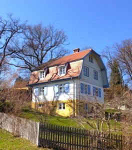 Visiting the Gabriele Munter House in Murnau, Germany