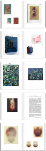 Catalogue of work from 2012-2015