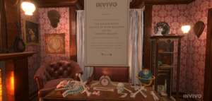 INVIVO presents…The Enlightened League of Bone Builders & the Osseous Enigma