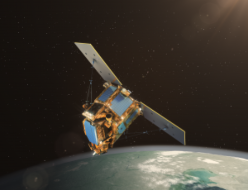 FLEX satellite illustration for Airbus Defence & Space