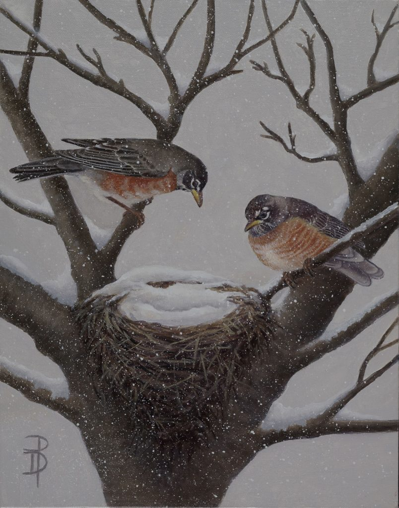 The Natural Science Art of Dorie Petrochko