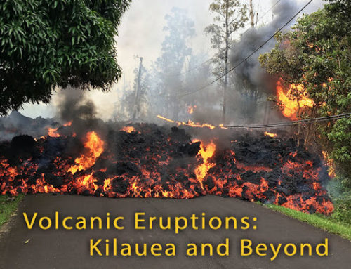 Volcanic Eruptions: Kilauea and Beyond
