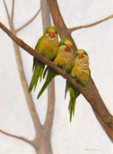 Art Class Instructor: Jan Prentice Interview I