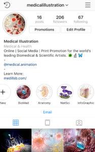 medical instagram
