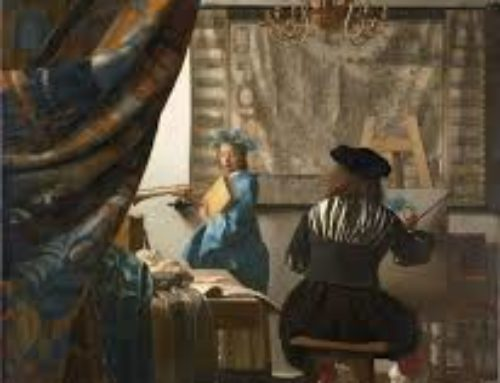 Vermeer or Veneer… Where does truth lie?