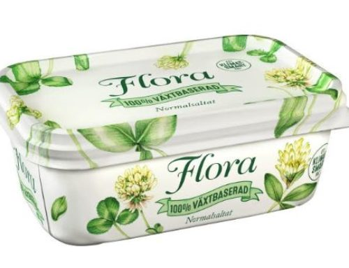 Flora Margarine in Sweden