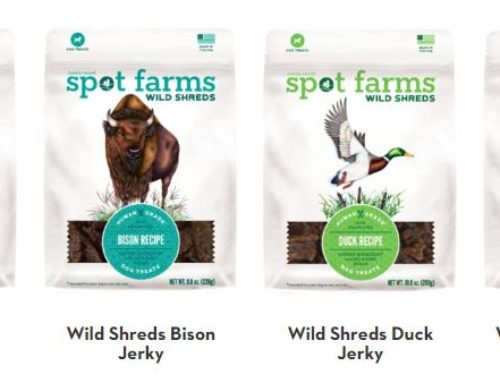 Wild Shreds: Illustrating Pet Food packaging