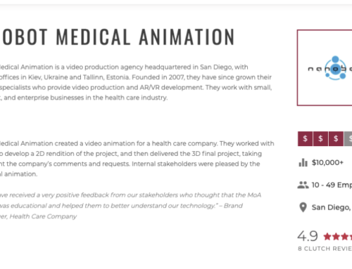 Nanobot Medical Animation Appreciates Small Businesses