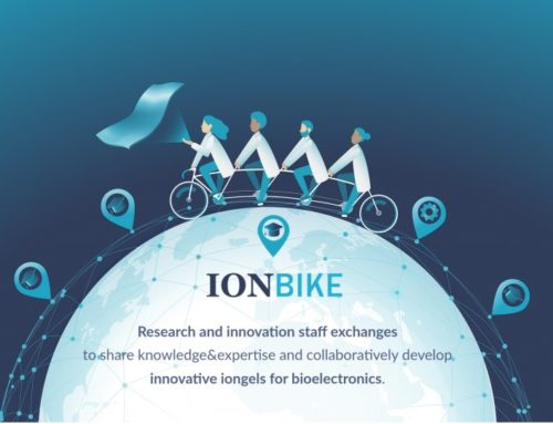 Our second webpage is published: www.ionbike-rise.eu